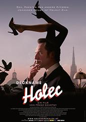 Deckname Holec (2016) Synchron: Oscar, TV-Stimme